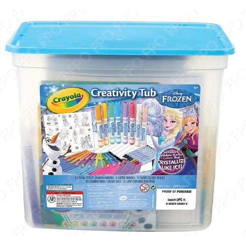 Frozen Toys your Kids will Love - Activity Tub
