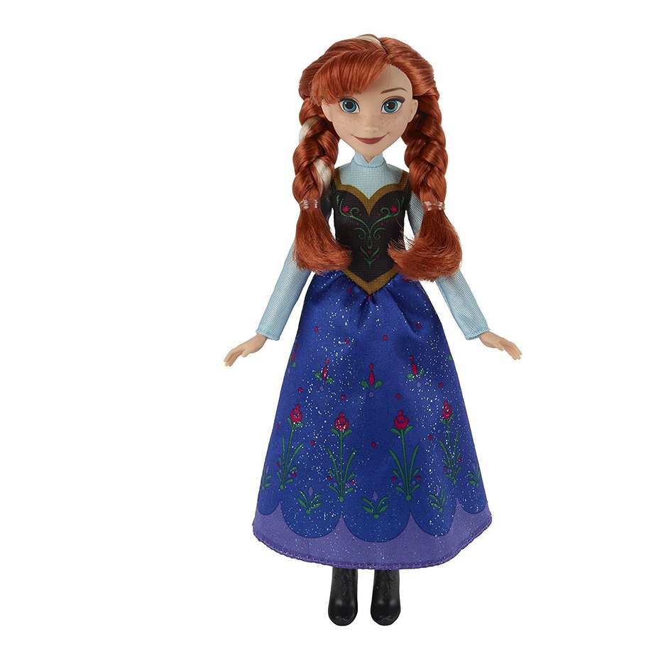 Frozen Toys your Kids will Love - Anna Doll