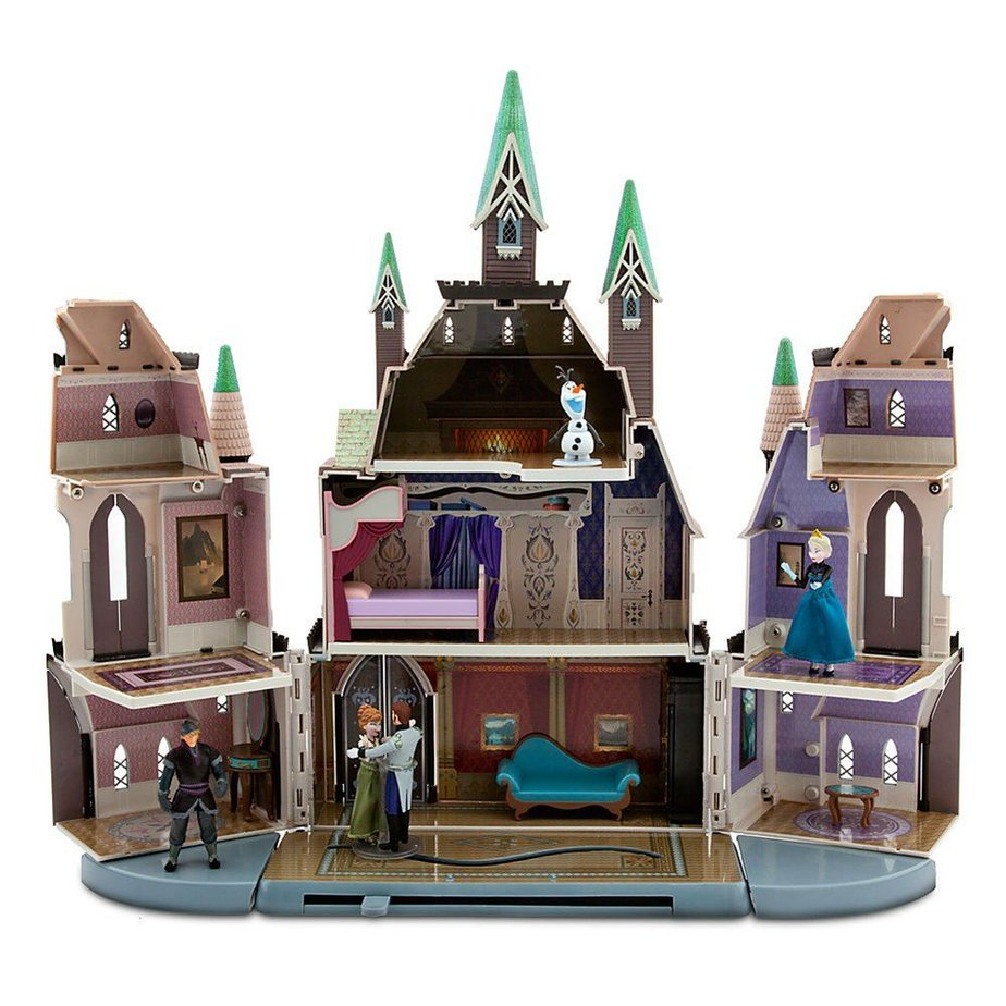 Frozen Toys your Kids will Love - Arendale Castle