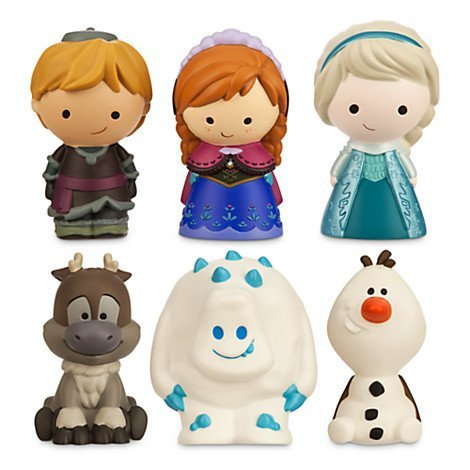 Frozen Toys your Kids will Love - Bath Toys