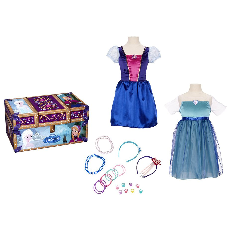 Frozen Toys your Kids will Love - Dress Up