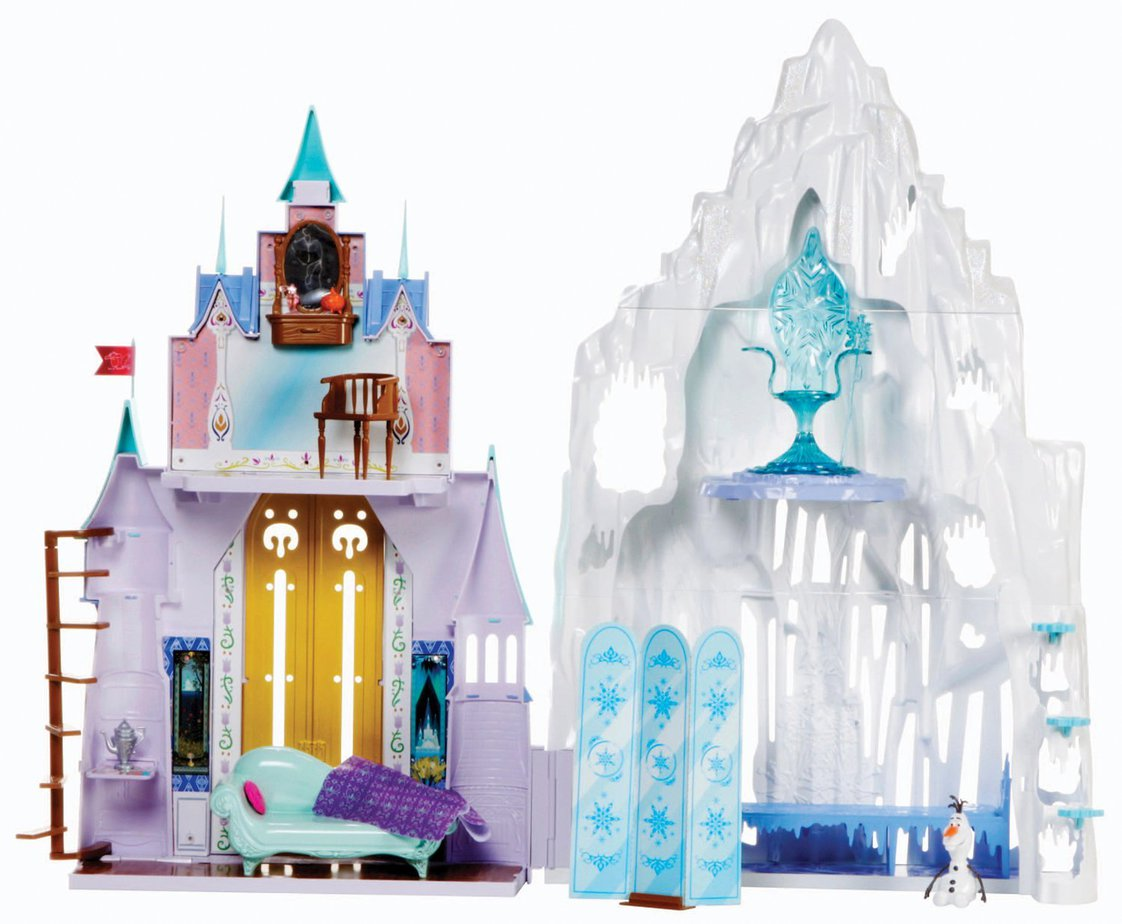 Frozen Toys your Kids will Love - Playset Castle
