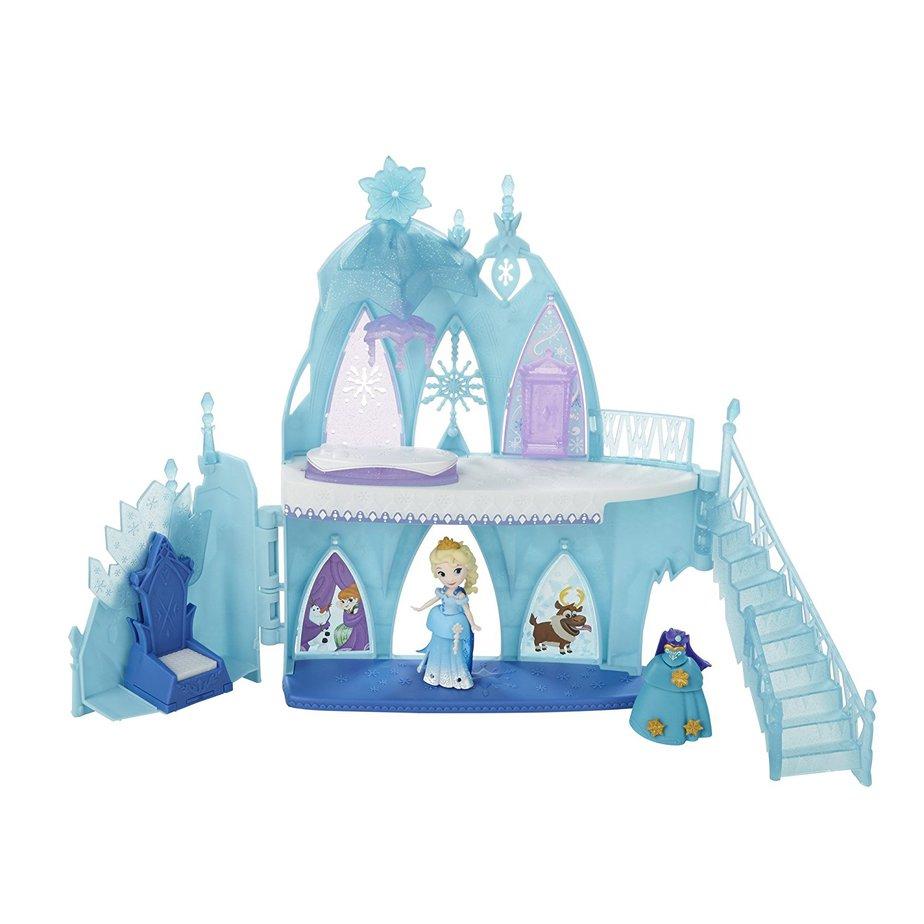 Frozen Toys your Kids will Love - Elsa Castle