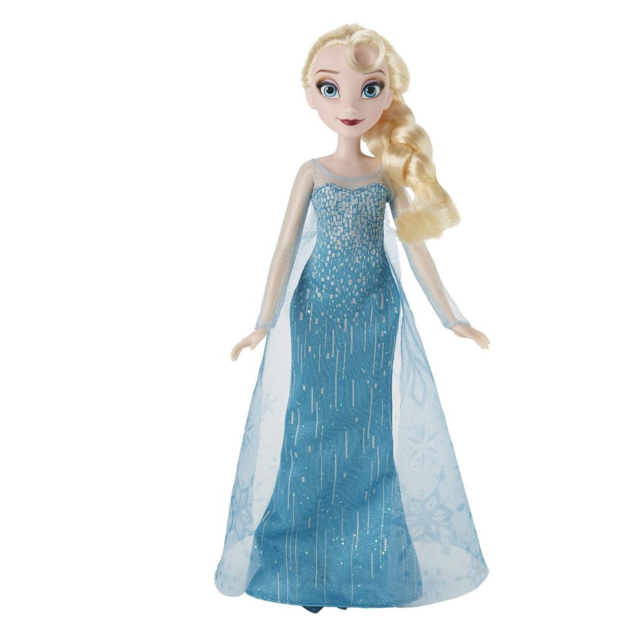 Frozen Toys your Kids will Love - Elsa Doll
