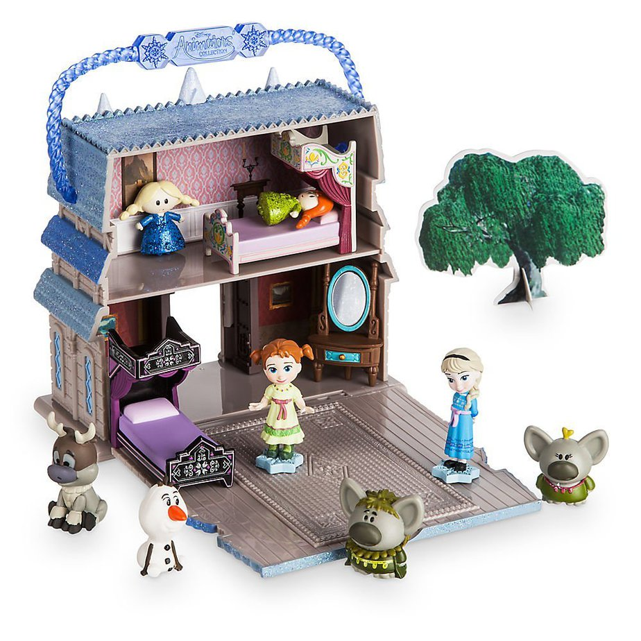 Frozen Toys your Kids will Love - Play Set