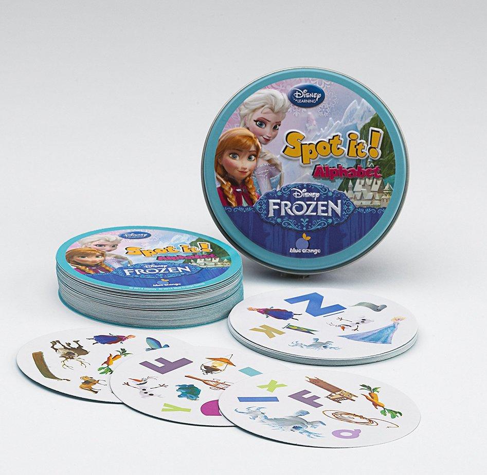 Frozen Toys your Kids will Love - Spot it!