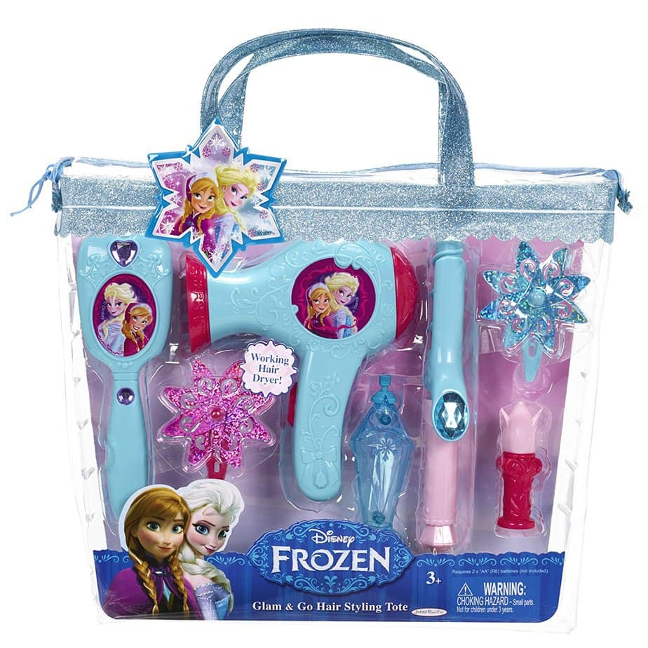 Frozen Toys your Kids will Love - Hair Tote