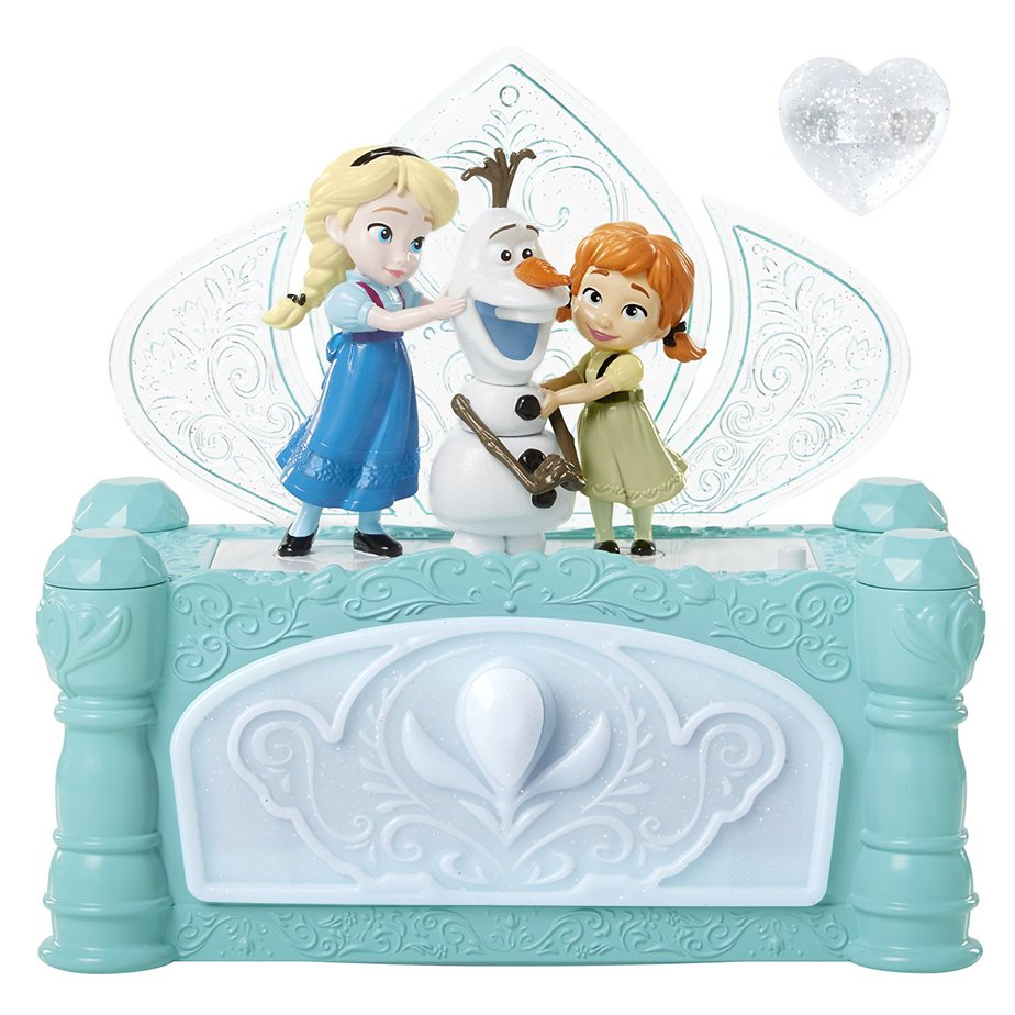 Frozen Toys your Kids will Love - Jewelry Box