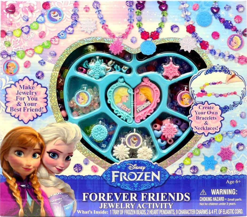 Frozen Toys your Kids will Love - Jewelry Activity