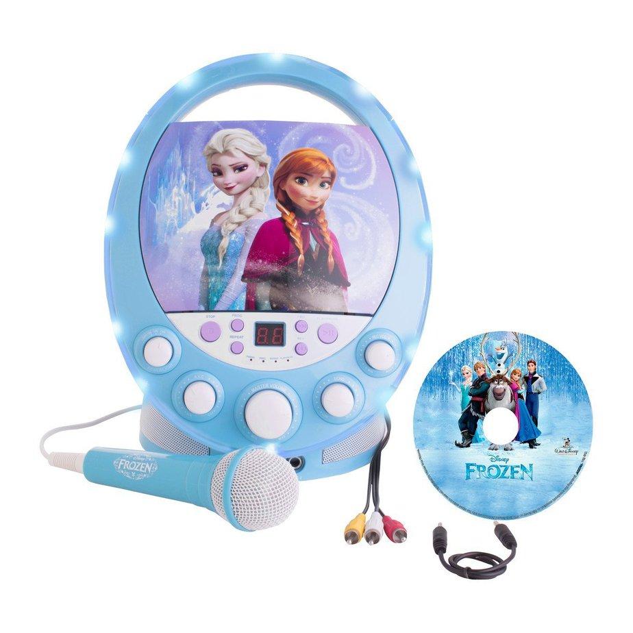 Frozen Toys your Kids will Love - Karaoke