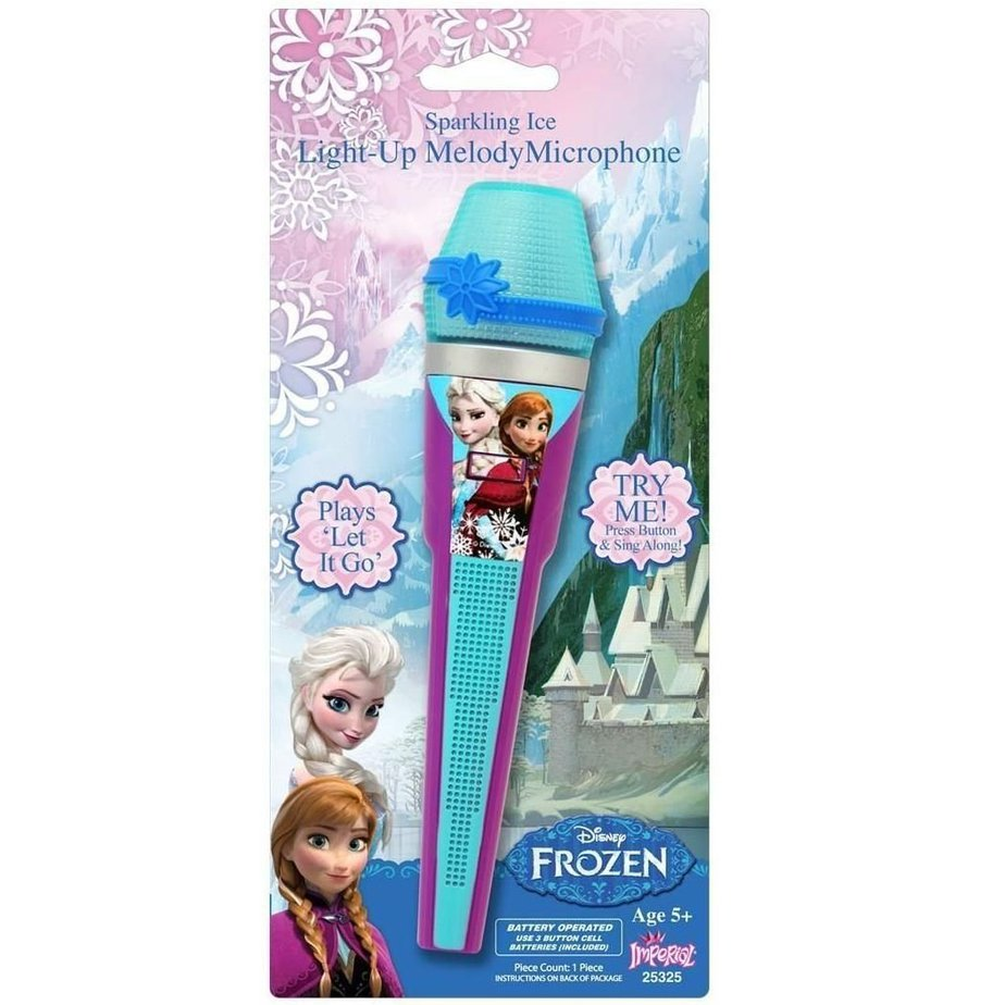 Frozen Toys your Kids will Love - Microphone