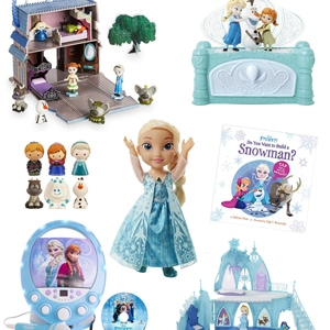 25 Frozen Toys your Kids will Love