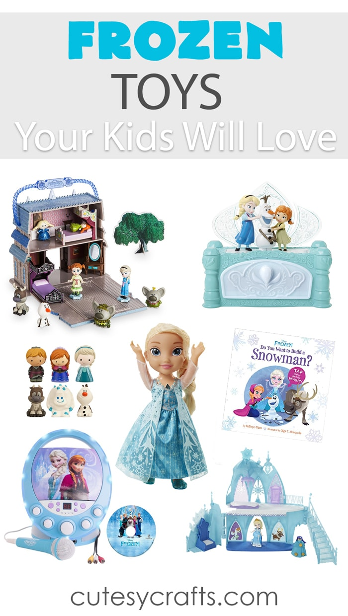 Frozen Toys your Kids will Love