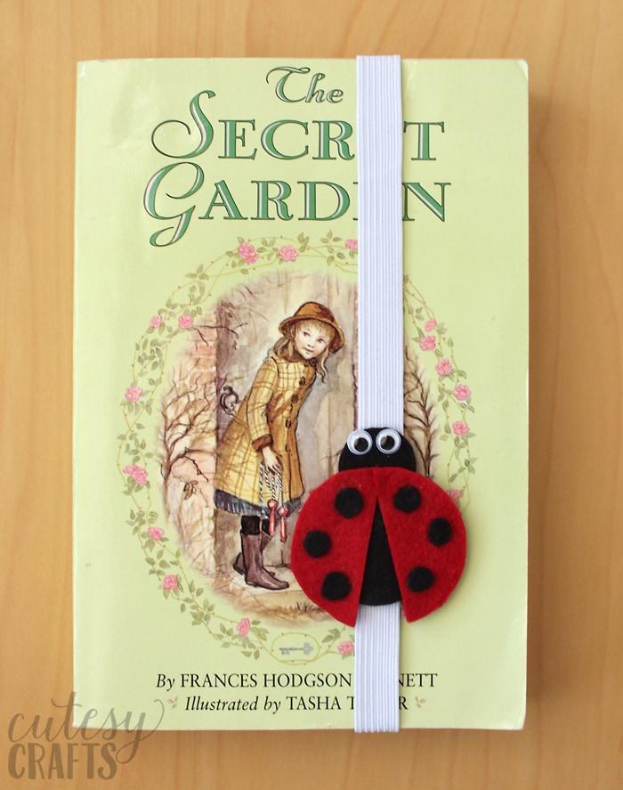 DIY Bookmarks for Kids
