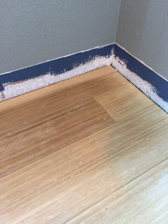 The Day We Closed Escrow Had Rooms Measured For Flooring And Contractor Said His Moisture Meter Was Reading High On Spots