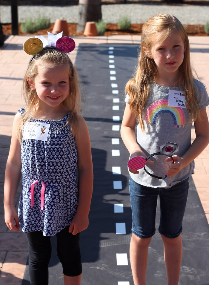 "Disney Junior ""Mickey and the Roaster Racers"" Party"