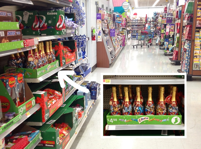 MARS® Celebrations® Bottles at Walmart