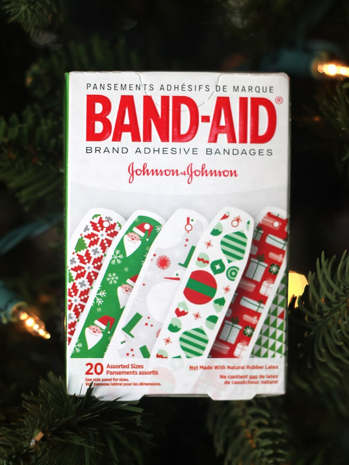 BAND-AID® Brand Adhesive Bandages holiday collection