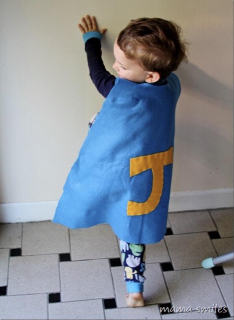 diy superhero costumes