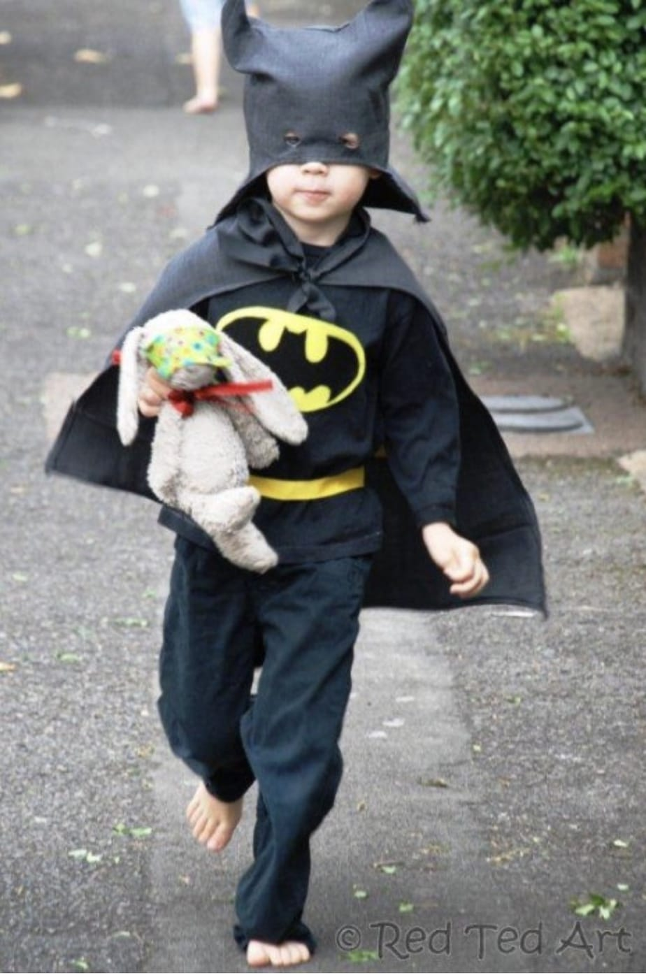 Batman Kids Halloween Costume