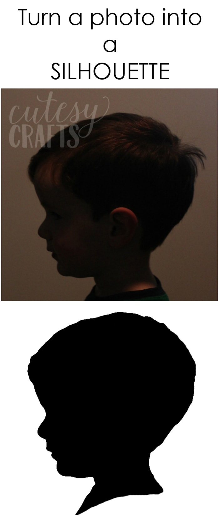 How to Turn a Photo into a Silhouette