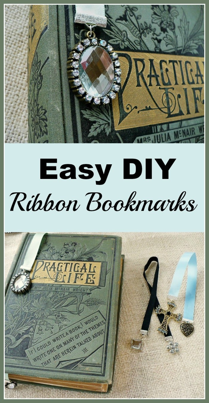 3 Easy Diy Storage Ideas For Small Kitchen: 15 DIY Bookmarks