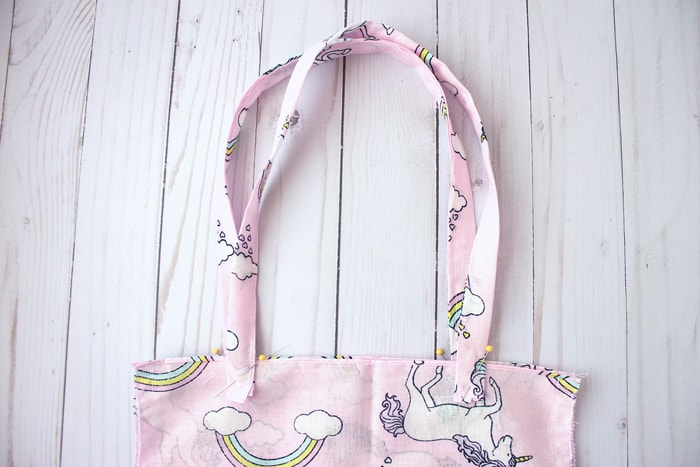 Beginner Sewing Project - Tote Bag from a Bandana