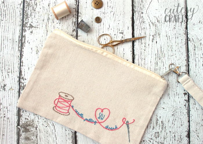 Free Sewing Embroidery Pattern