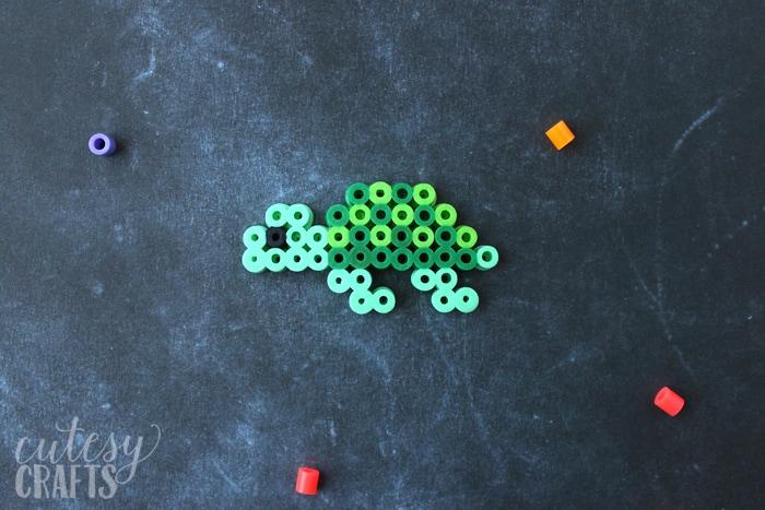 Turtle Perler Bead Pattern