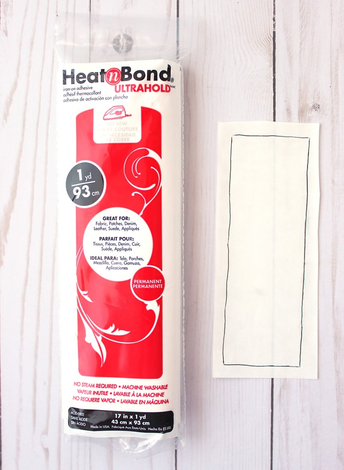 how to use heat n bond ultrahold