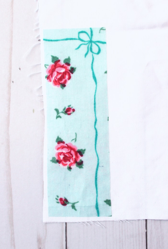 How to Make Bookmarks from Fabric, No-Sew Fabric Bookmarks