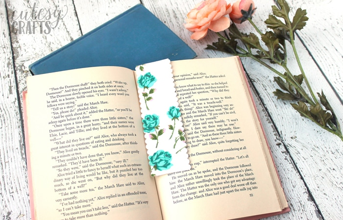 How to Make Bookmarks from Fabric