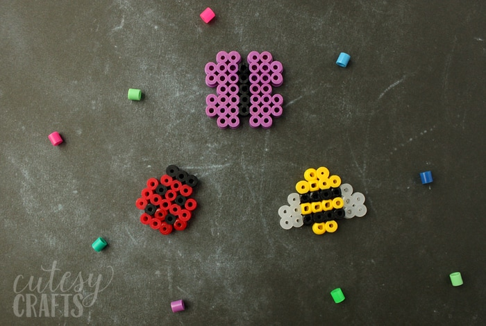 small bug perler bead patterns