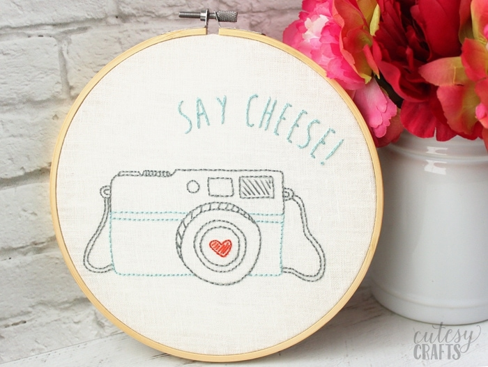 embroidery patterns for beginners