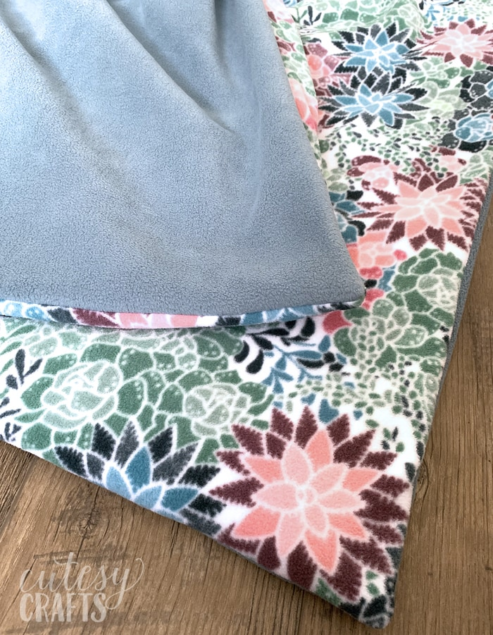 How to Make a Weighted Blanket for an Adult