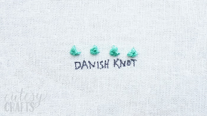 How to do a Danish Knot
