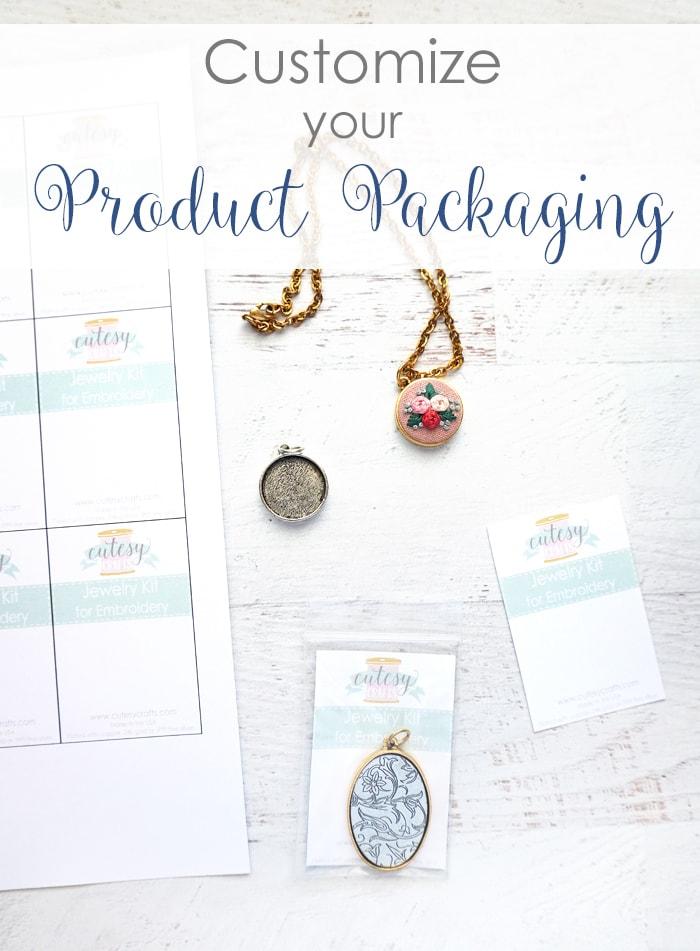 Custom Printing from Office Depot - Cutesy Crafts