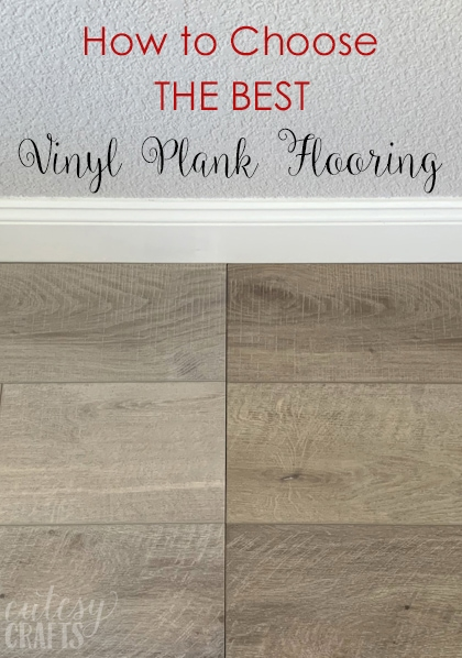 How to Choose the Best Vinyl Plank Flooring