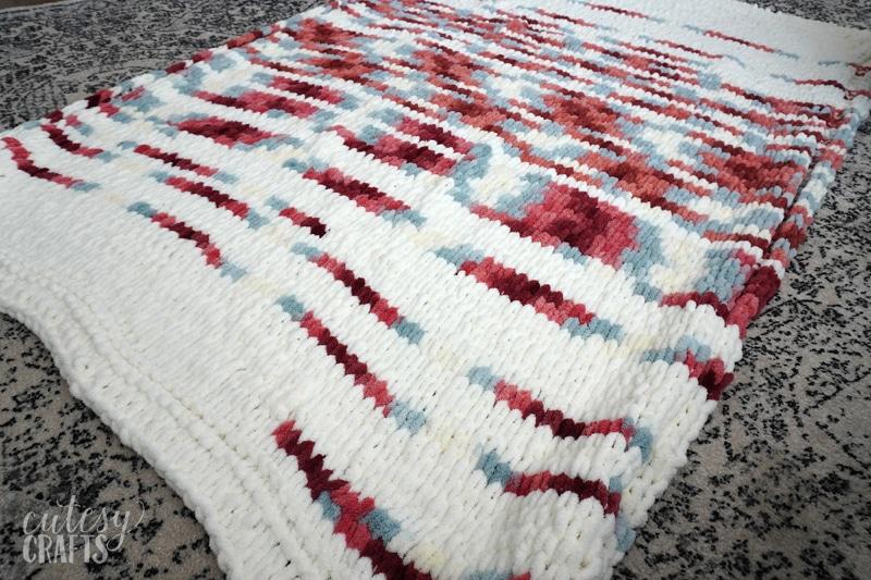 How to use loop yarn