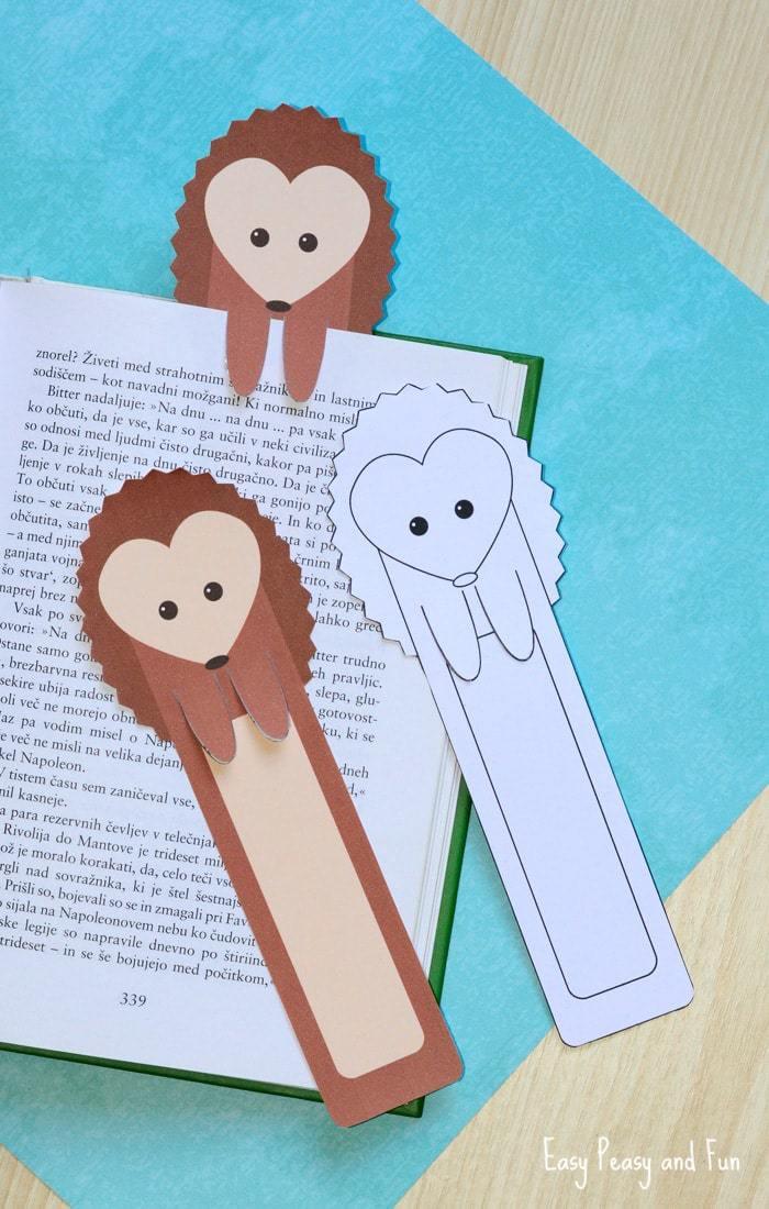12+ Free Printable Bookmarks Craft