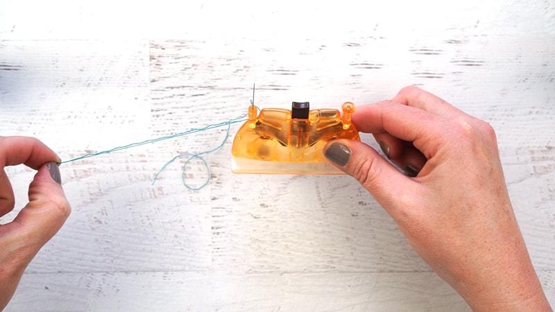 Bohin Needle Threader Review - How to use the Bohin Needle Threader