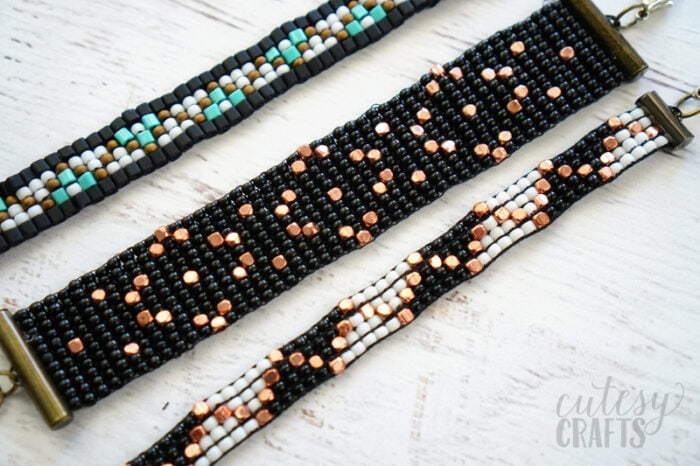 Free Bead Loom Bracelet Patterns