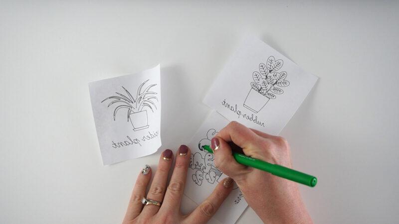 Using cricut markers