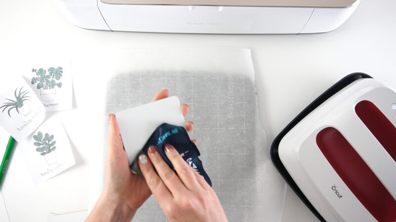 How to Use Cricut Infusible Ink Pens to Make Coasters