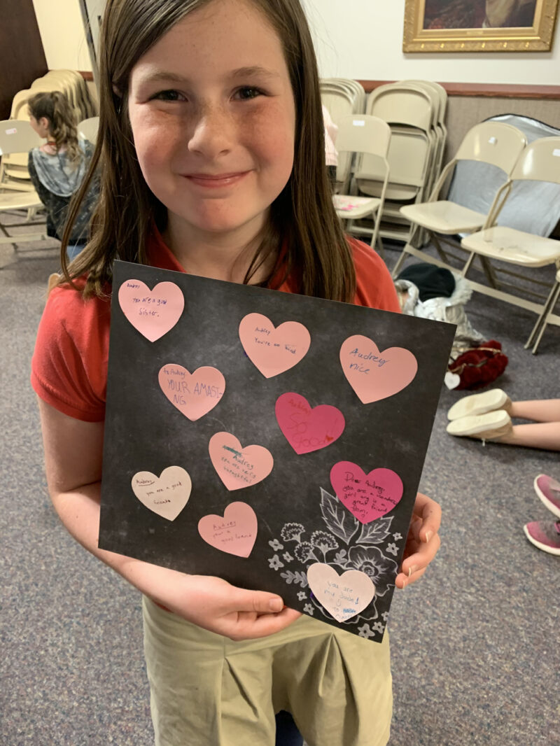Primary Valentine's Day Activity for Kids