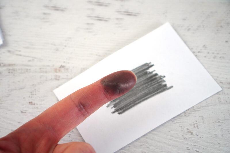 Fingerprint activity for kids