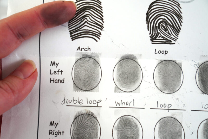 LDS primary activity or scout activity idea!  Detective fingerprinting activity for kids.